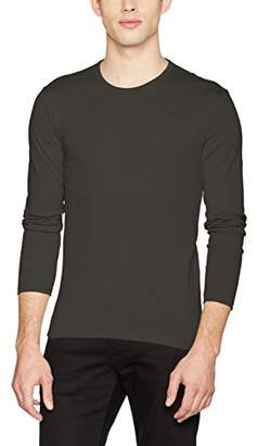 G Star Men's Base R T L/S 1-Pack Long Sleeve Top