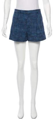 Marc Jacobs Printed Wool Shorts
