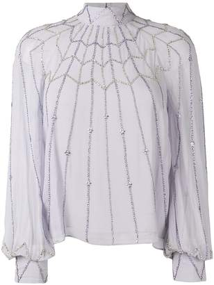 Temperley London Glide blouse