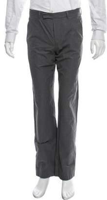 Helmut Lang Vintage Flat Front Dress Pants