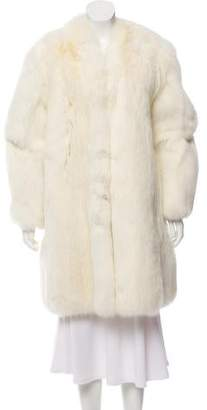 Derek Lam 2018 Fur Coat w/ Tags