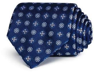 Bloomingdale's The Men's Store at The Men's Store Diamond Florette Classic Necktie - 100% Exclusive