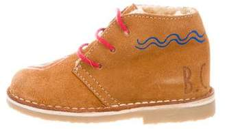 Bobo Choses 2015 Boys' Suede Desert Boots w/ Tags