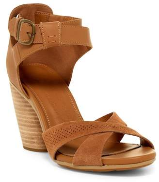 EMU Australia Tweed Buckle Sandal $149.95 thestylecure.com