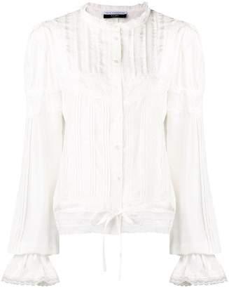 Faith Connexion frilled blouse