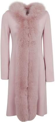 Charlott Fur Fitted Coat