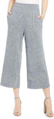 Chelsea28 Wide Leg Crop Pants
