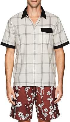 Saturdays NYC Men's Mateo Checked Shirt