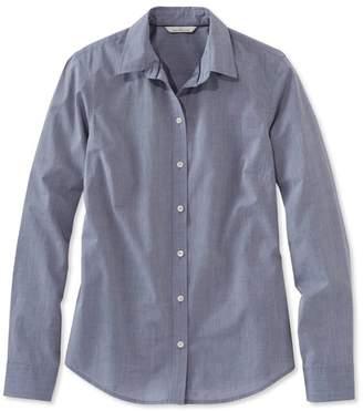 L.L. Bean L.L.Bean Signature Essential Button-Front Shirt