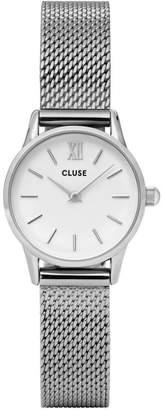 Cluse Women's La Vedette 24mm Steel Bracelet Metal Case Quartz Watch CL50005