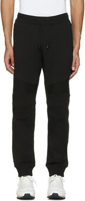 Belstaff Black New Ashdown Lounge Pants $295 thestylecure.com