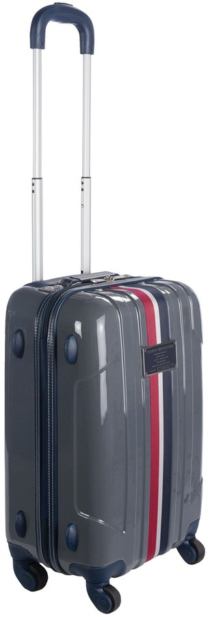 """Tommy Hilfiger Lochwood Spinner Suitcase - 21"""", Carry-On"""