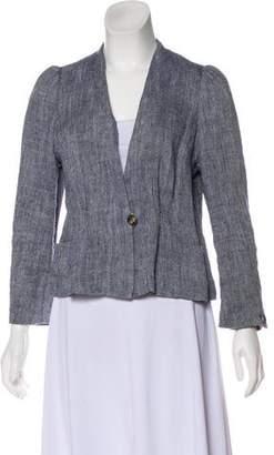 Isabel Marant Linen Chevron Jacket