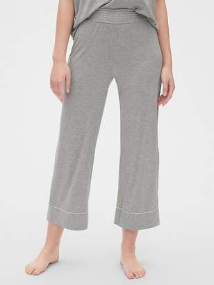 Gap Crop Flare Pants in Modal