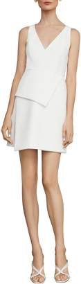 BCBGMAXAZRIA Single Flutter Belted Dress