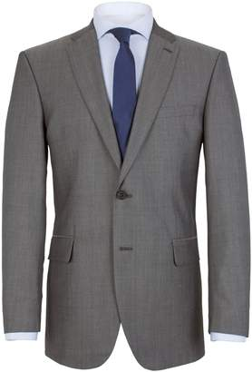 House of Fraser Men's Aston & Gunn Plain Notch Collar Classic Fit Suit Jacket