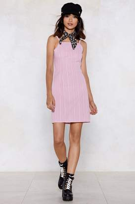Nasty Gal Play All Day Gingham Dress