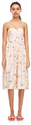 Firefly Floral Dress $375 thestylecure.com