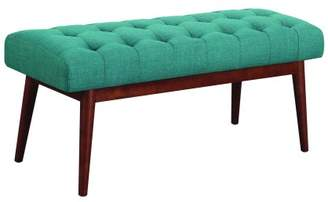 Picket House Furnishings Andy Mid-Century Tufted Ottoman