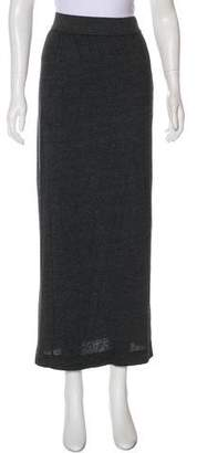 Raquel Allegra Midi Knit Skirt