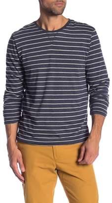 Tailor Vintage Reversible Long Sleeve Crew Neck Shirt