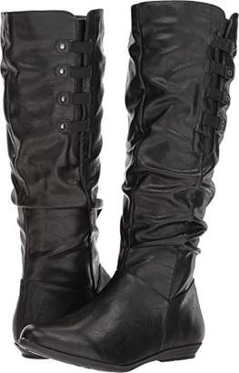 White Mountain Cliffs by Women's Fordham Knee High Boot
