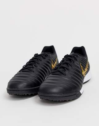 92e75a67b Nike Football legendx astro turf boots in black