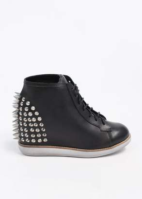 Jeffrey Campbell Edea Leather Boots