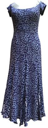 Rena Lange Blue Viscose Dresses