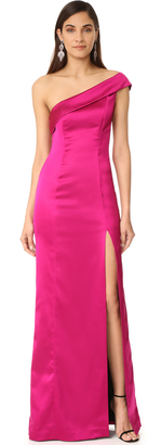 Black Halo Dolan Gown $575 thestylecure.com