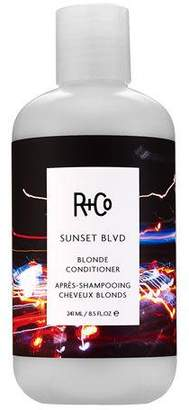 R+Co SUNSET BLVD Blonde Conditioner, 8.5 oz. $29 thestylecure.com