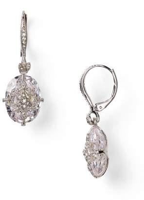 Nadri Pave Drop Earrings