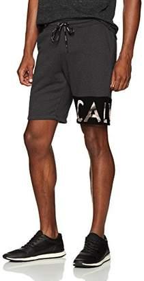 Calvin Klein Men's Logo Printed Knit Short