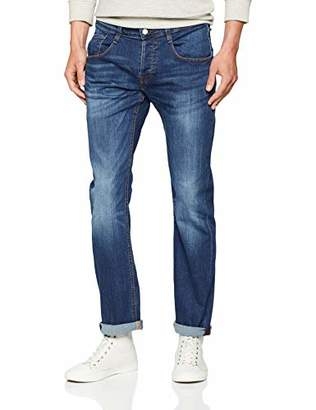 GUESS Men's Vermont Straight Jeans,(Size: 31)