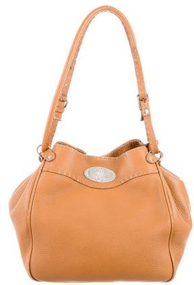 Fendi Selleria Leather Bucket Bag $245 thestylecure.com