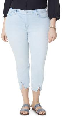 NYDJ Plus Ami Skinny Ankle Jeans in Palm Desert