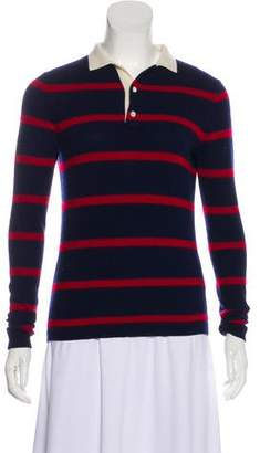 Boy By Band Of Outsiders Striped Lightweight Sweater