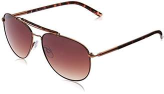 Joe's Jeans Women's JJ 2006 Aviator Fashion Designer UV Protection Sunglasses