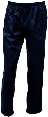 Regatta Great Outdoors Mens Outdoor Classic Pack It Waterproof Overtrousers (XL)