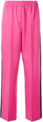 Calvin Klein elasticated waist track pants