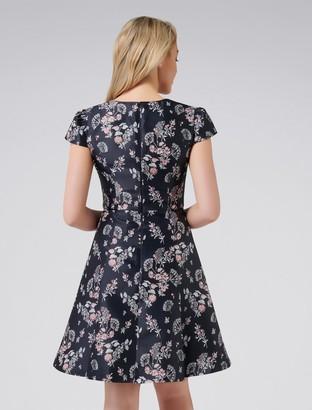 Ever New Jayelle Petite Jacquard Prom Dress