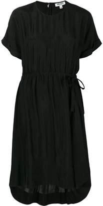 Kenzo short-sleeve flared dress