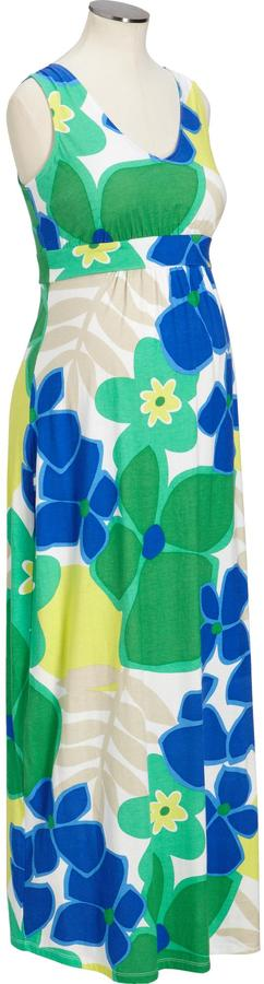 Old Navy Maternity Printed Jersey Maxi Dresses