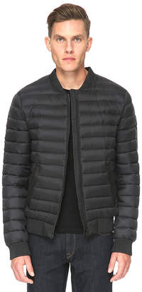Soia & Kyo DOMINIC bomber jacket with ribbed cuffs, collar and waistband