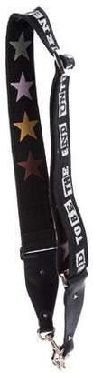 Valentino Embroidered Guitar Strap