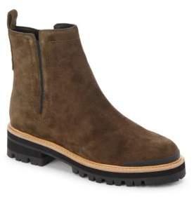 Smilser Zip-Up Ankle Boots $450 thestylecure.com