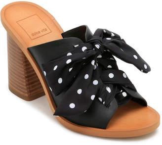 Dolce Vita Adelia Leather Sandal