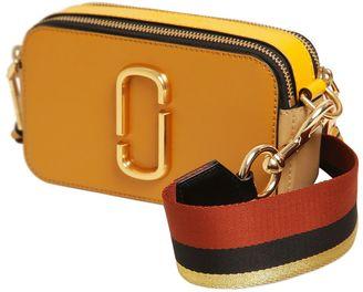 Marc Jacobs Snapshot Color Block Leather Bag