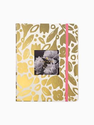 Kate Spade Golden floral large planner - august 2018-august 2019