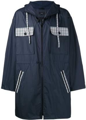 Joseph Agnes parka coat